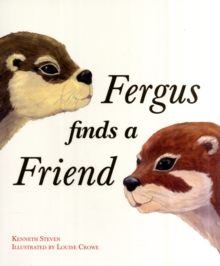 Fergus Finds a Friend, Paperback Book