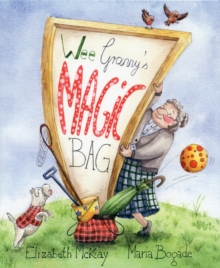 Wee Granny's Magic Bag, Paperback Book