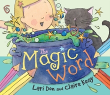 The Magic Word, Paperback / softback Book