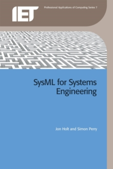 SysML for Systems Engineering, PDF eBook