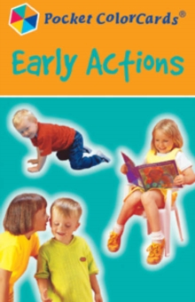 Early Actions: Colorcards, Cards Book