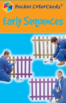 Early Sequences: Colorcards, Cards Book