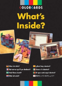 What's Inside?: Colorcards, Cards Book