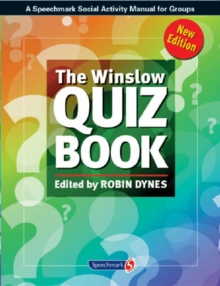 Winslow Quiz Book : A Speechmark Social Activity Manual for Groups Book 1, Paperback Book