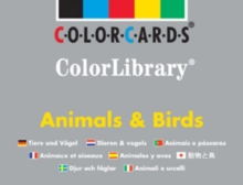 Animals & Birds ColorLibrary: Colorcards, Cards Book