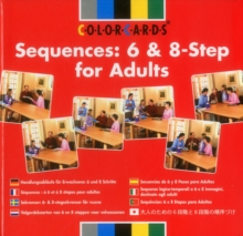 Sequences: Colorcards : 6 and 8- Step for Children, Cards Book