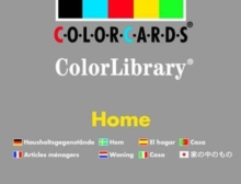 Home Colorlibrary: Colorcards : Revised Edition, Cards Book