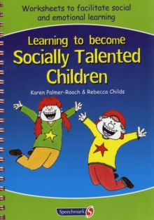 Learning to Become Socially Talented Children, Paperback Book