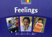 Feelings: ColorCards, Cards Book