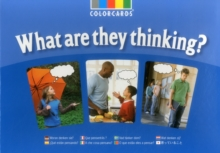 What are They Thinking?: Colorcards, Cards Book