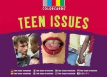 Teen Issues: Colorcards, Cards Book