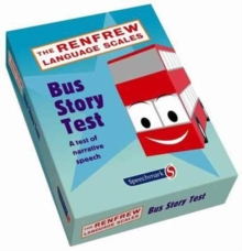Bus Story Test, Mixed media product Book