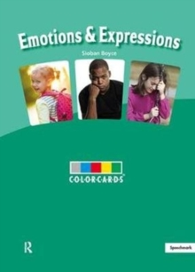 Emotions & Expressions: Colorcards, Cards Book