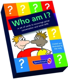 Who am I? : Alex Kelly, Cards Book