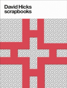 David Hicks Scrapbooks, Hardback Book