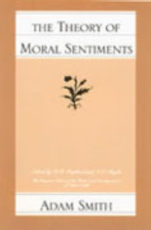 The Theory of Moral Sentiments, Paperback Book
