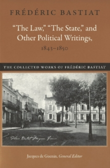 "Law, ""The State"" & Other Political Writings, 1843-1850, Hardback Book"