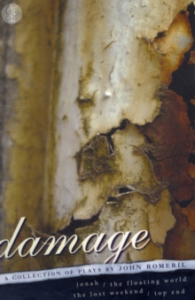 Damage : A collection of four plays, Paperback Book
