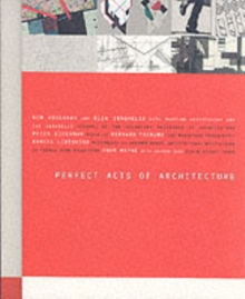 Perfect Acts of Architecture, Paperback / softback Book