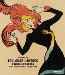 Toulouse Lautrec in the MOMA, Hardback Book