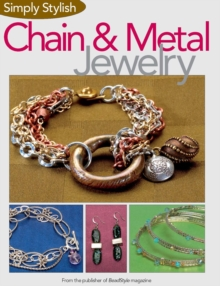 Simply Stylish Chain and Metal Jewelry, PDF eBook