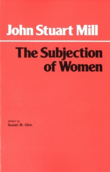 The Subjection of Women, Hardback Book