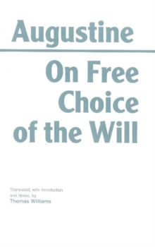 On Free Choice of the Will, Paperback Book