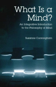 What is a Mind?, Paperback Book