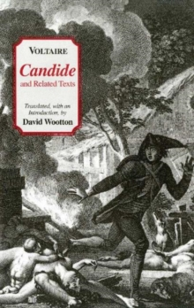 Candide : and Related Texts, Paperback / softback Book