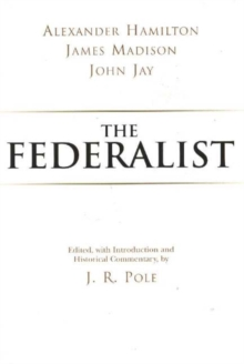 The Federalist, Paperback / softback Book