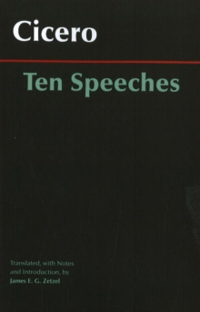 Ten Speeches, Paperback / softback Book