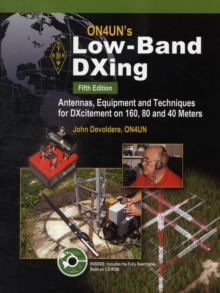 ON4UN'S LOW BAND DXING, Paperback Book