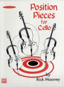 POSITION PIECES FOR CELLO,  Book