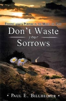 Don't Waste Your Sorrows, Paperback / softback Book