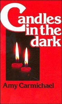 CANDLES IN THE DARK, Paperback Book