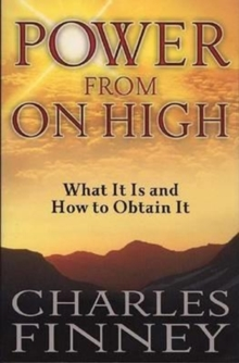POWER FROM ON HIGH, Paperback Book