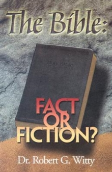 BIBLE FACT OR FICTION THE, Paperback Book