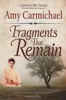 FRAGMENTS THAT REMAIN, Paperback Book