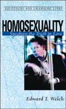 Homosexuality Speaking Truth in Love, Book Book