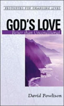 God'Love Better Than Conditional, Book Book