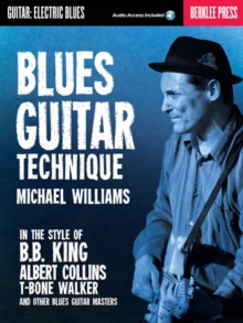 Blues Guitar Technique, Paperback Book