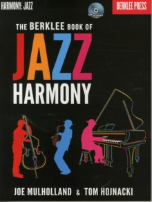 BERKLEE BOOK OF JAZZ HARMONY, Paperback Book