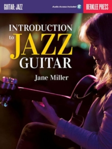 INTRODUCTION TO JAZZ GUITAR, Paperback Book