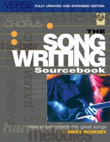 Rikky Rooksby : The Songwriting Sourcebook, Paperback Book