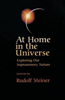 At Home in the Universe : Exploring Our Suprasensory Nature, Paperback / softback Book