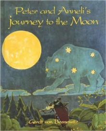 Peter and Anneli's Journey to the Moon, Hardback Book