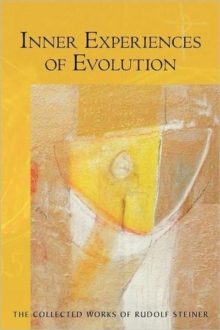 Inner Experiences of Evolution, Paperback / softback Book