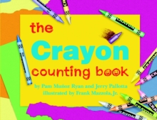 The Crayon Counting Book, Paperback / softback Book
