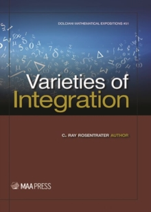 Varieties of Integration, Hardback Book