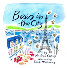 Bees in the City, Hardback Book